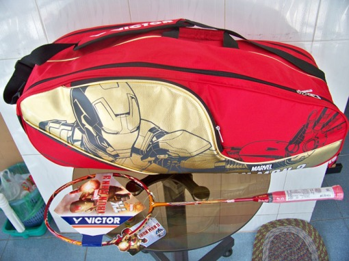 vợt cầu lông victor